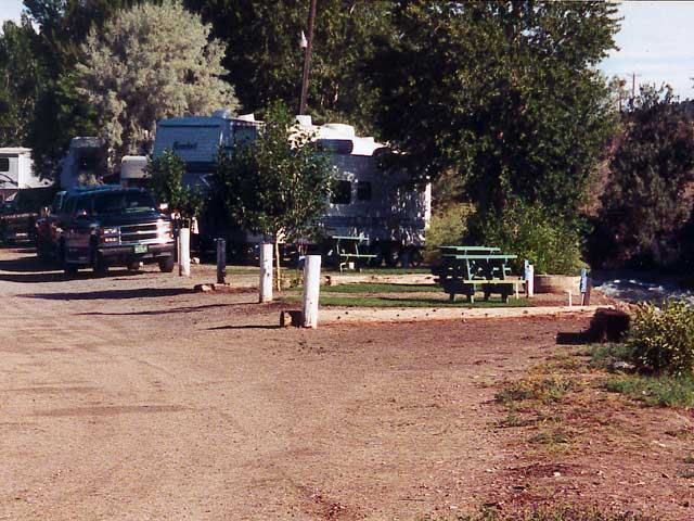 Four Seasons RV Park Salida Colorado