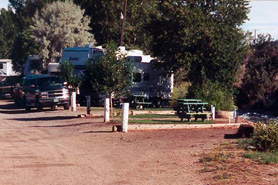 Four Seasons RV Park, Salida, Colorado
