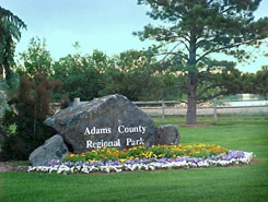 Adams County Fairground hosts a large number of events, the Colorado Vacation Directory