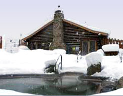 Hortense Hot Springs Cabin, Buena Vista, Colorado, The CVD
