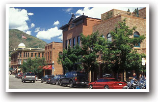 Historic Downtown Aspen, Colorado