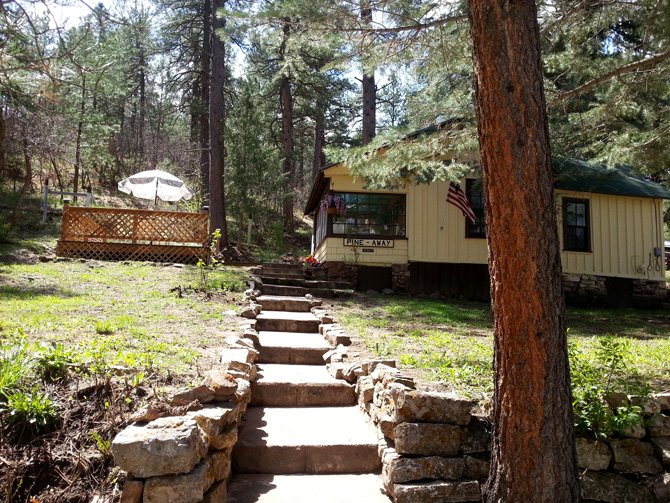 Cabin Nestled in Pines, Near San Isabel National Forest, Pines of Beulah Mountain Cabins, Colorado