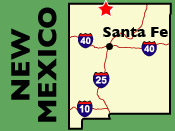 Chama New Mexico Map Co Vacation Directory