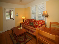 A warm and cozy room at Colorado Chautauqua, The Colorado Vacation Directory