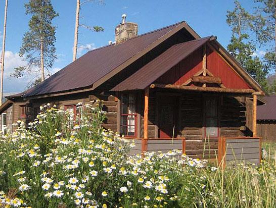 Colorado cabin adventures grand lake north central for Grand lake cabins