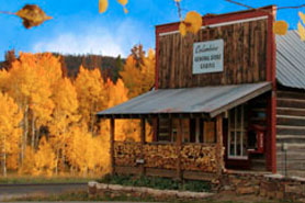 Cabins at Historic Columbine, The Colorado Vacation Directory