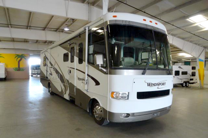 Competition RV Facilities in Denver, Colorado