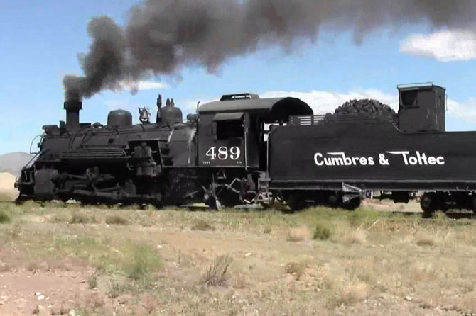Experience Conejos County Tourism with a historic train ride, The Colorado Vacation Directory