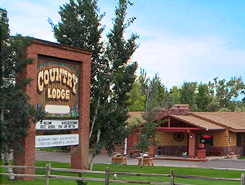 Country Lodge and Cabins, Colorado, Lodging, The Colorado Vacation Directory