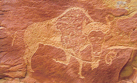 Rangley Petroglyphs, Colorado