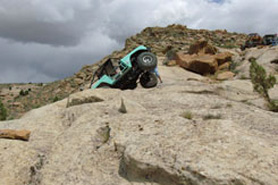 Rangley Rock Crawling Park, Colorado