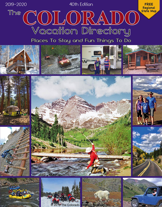 The Colorado Vacation Directory Preview