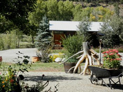 Fireside Cabins on the San Juan River in pagosa springs, Colorado, The Colorado Vacation Directory