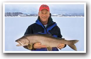 Grand lake fishing map colorado vacation directory for Lake granby fishing report
