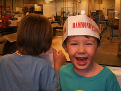 Birthday Party, Hammonds Candies, Denver Colorado, The CVD