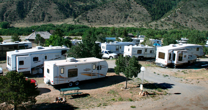 Heart of the Rockies Campground, The Colorado Vacation Directory
