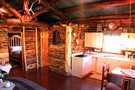 High Canyon Adventures Cozy Log Mountain Cabins with Kitchens, The Colorado Vacation Directory
