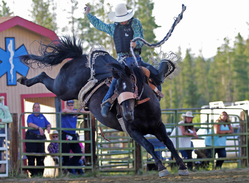 High Country Stampede Rodeo Winter Park North Central