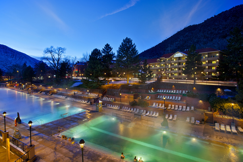 Glenwood Hot Springs Lodge Pool And Spa Glenwood