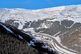 Denver Mountain Area Colorado Black Hawk Central City