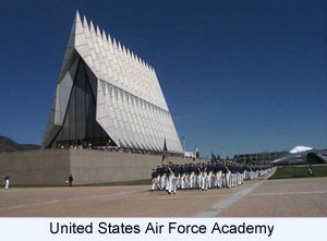 United States Air Force Academy, Colorado Springs, Colorado