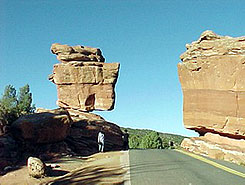 garden of the gods, Colorado Springs, CO, Colorado Vacation Directory