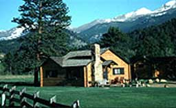 A Colorado Mountain Cabin