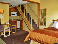 Newly remodeled siotes at Iron Horse Inn, The Colorado Vacation Directory