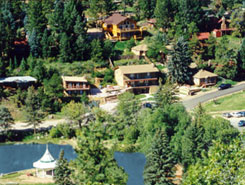 Lakeside Cottages, Colorado, The Colorado Vacation Directory
