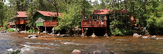 Loveland Heights Cottages in Estes Park, Colorado