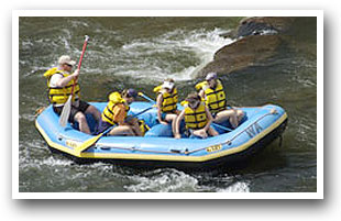 rafting near silver thread scenic byway, Colorado Vacation Directory