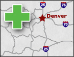Colorado Marijuana Tours, Dispensary and Services Map