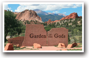 Garden Of The Gods Hiking Trails Map Colorado Vacation Directory