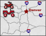 Colorado Jeep Trails Map