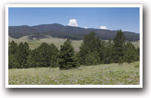 Enchanted Circle Scenic Byway Map Colorado Vacation Directory