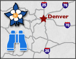 Colorado Scenic Byways Map