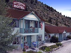 Lake City Motel, Colorado, The CVD