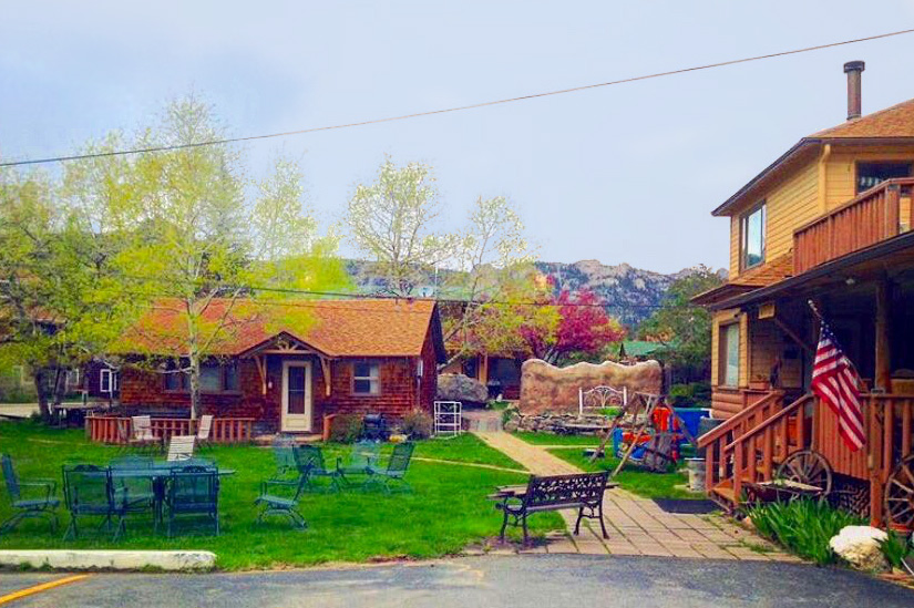 Misty Mountain Lodge Vacation Cabin Retreat Estes Park