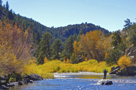 Browns Canyon National Monument | Colorado Vacation Directory
