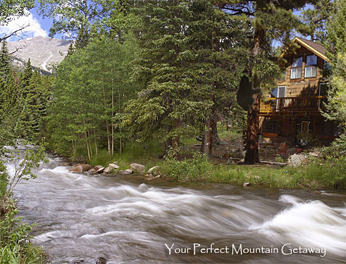 pinebrook vacation rentals in Allenspark Colorado