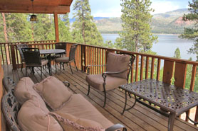 Pine River Lodge next to beautiful Vallecito Lake, The Colorado Vacation Directory