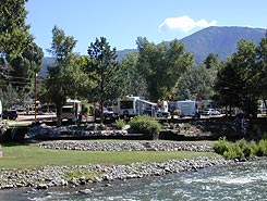 Pleasant Valley RV Park of Howard, The Colorado Vacation Directory