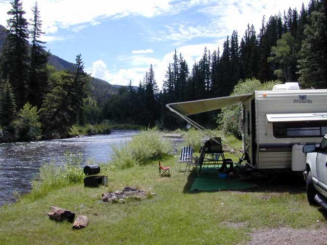arizona campgrounds cabins rv parks az camping directory