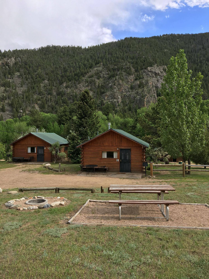 Archer S Poudre River Resort Cabins Camping Store