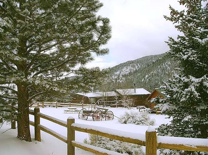 Archer S Poudre River Resort Cabins Camping Amp Store