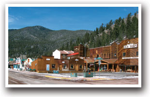 Red River New Mexico Cabins Lodging Recreation Co Vacation Directory