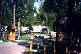 Rio Chama RV Park, Chama, New Mexico, The NMVD