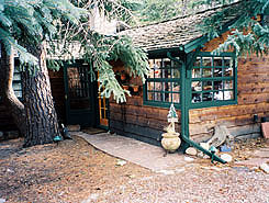 Riverbend Retreat Cabin, Colorado, The Colorado Vacation Directory