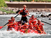 Rafting in the Denver Area, Vail Area, Summit County, Denver Mountain Area and the Grand Junction Area with the Colorado Adventure Center