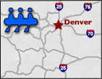 Click to return to main Colorado Rafting & Kayaking Map